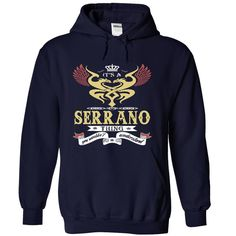 [Hot tshirt name origin] its a SERRANO Thing You Wouldnt Understand  T Shirt Hoodie Hoodies Year Name Birthday  Discount 5%  its a SERRANO Thing You Wouldnt Understand  T Shirt Hoodie Hoodies YearName Birthday  Tshirt Guys Lady Hodie  SHARE and Get Discount Today Order now before we SELL OUT  Camping a baade thing you wouldnt understand a serrano thing you absolutely love our design just search your name tshirt by using bar on the its a t shirt hoodie hoodies year name birthday