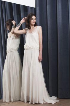 TOP JANIS - Stéphanie Wolff Paris #collection2017 #wedding #robedemariéesurmesure #créatriceparis Crédit photo : Alice Bee