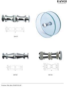 Bathroom Glass Door Handle Home Shower Cabinet Stainless Steel Knob Groove Door Handle hex Socket Tool Bathroom Door Handle Bathroom Door Handle