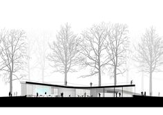 Nature Centre by EFFEKT