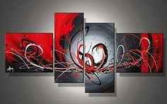 4 piece canvas painting, heavy texture canvas painting, wall art for living room. Buy art painting online, 72 inch group painting sets. Canvas art for bedroom. 84 inch canvas painting, abstract art painting for sale. Oil painting on canvas.