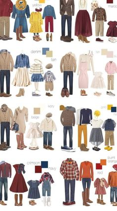 What to Wear for Family Photos?! - Boston Family Photographer   Kate L Photography Extended Family Pictures, Winter Family Pictures, Family Pictures What To Wear, Summer Family Photos, Family Pics, Family Photo Colors, Family Picture Outfits, Family Portrait Photography, Family Photographer