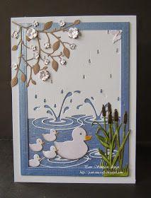 pamscrafts: Splashing Puddles..