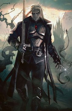 The Lunarch's Journal | MAGIC: THE GATHERING