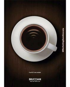 Temos wi-fi Cliente: Brucciani Family Craft Bakers & Café Agência: Big Communications