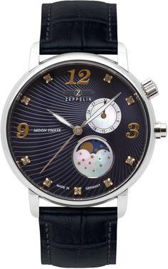 Zeppelin reloj Luna
