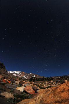 ✮ Stars Over Mt. Shasta