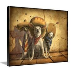 Celebrate the life and story of your best friend. Sean O'Daniels will celebrate your pet's interests, individuality and STORY in an original work of art...just one of the prizes at Friday's #EBChat: http://www.dogtipper.com/giveaways-contests/2014/12/rsvp-for-ebchat-giveaway-event-for-sniffery-com.html