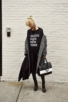See All the Best Street Style at NYFW: Soo Joo Park