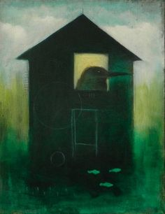 Seth Fitts - i love the greens in this