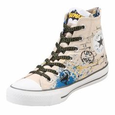 Converse Chuck Taylor Batman Aquatic/Seaport Hi Tops Converse Shoes Men, Batman Shoes, Batman Outfits, Vans, Converse Chuck Taylor All Star, Converse All Star, Chuck Taylor Sneakers, Dr. Martens, Zapatillas All Star