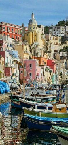 Nápoles Italia.