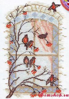 Набор для вышивания Марья Искусница 03.012.03