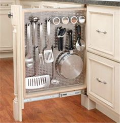 """building a 4"""" pull out rack for gap - Google Search"""