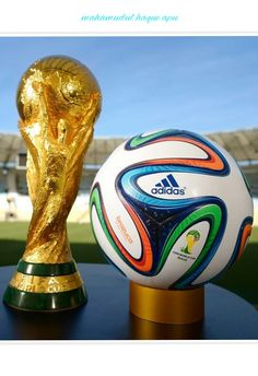 We injoy watching world cup 2014.
