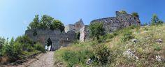 Topolčiansky hrad.