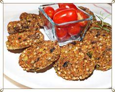 Chiftelute de mei cu legume Grains, Vegetarian, Chicken, Meat, Breakfast, Food, Breakfast Cafe, Essen, Yemek