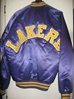 For Sale - vintage 80s CHALKLINE NBA LOS ANGELES LAKERS basketball SATIN JACKET - http://sprtz.us/LakersEBay