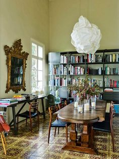 House tour: a historic architectural gem in Beirut - Vogue Living