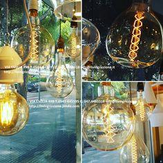 lampadine vintag giganti 40w decorative e ambrate
