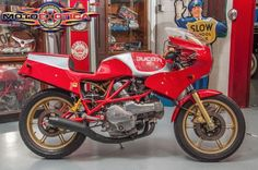1981 Ducati NCR 600