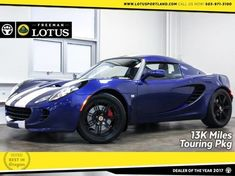 2005_Lotus_Elise_Just 13K Miles! Touring Package_ Portland OR