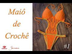 Body de Crochê Fama - Aprendendo Crochê - YouTube