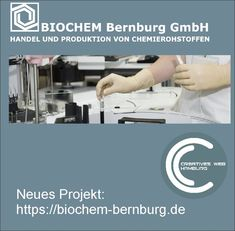Biochem Bernburg jetzt digital im WWW ! Mit Website und E-Shop ! Website, Digital, Shopping, Hamburg, Dialysis, Chemistry, Things To Do