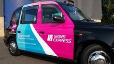 Sx Norwich, Taxi