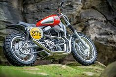 1200 Scrambler by SHAW SPEED & CUSTOM