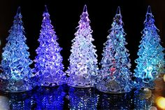 LED Mini Colorful Acrylic Crystal Christmas Tree Light For Decoration Gift *** Continue to the item at the photo link. (This is an affiliate link). Photo Link, Merry Christmas, Christmas Decorations, Led, Crystals, Mini, Gifts, Colorful, Shop