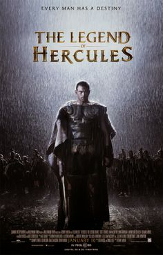 The Legend of #Hercules, with Twilight star Kellan Lutz as the legendary Hercules is out next week in the US. The heart of a man, the strength of a God and the destiny of a hero.
