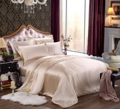 pink champagne comforter sets - Google Search