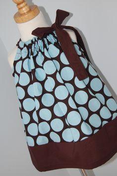 Pillowcase Dress Tutorial Love this what a cute idea!!
