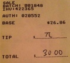 When Tipping Is Done Right  22 Photos  Famepace