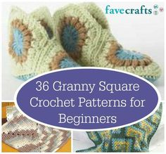 Free Crochet Patterns, Beginner Crochet Instructions and Crochet Tips   FaveCrafts.com
