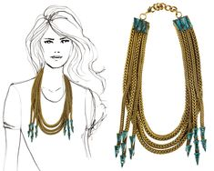 Nicole Romano's resort collection, inspired by estate jewelry, vintage glass carved stones, and antique crystals