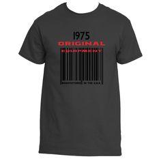 1975 Barcode Ultra Cotton® T shirt designs | Underground Statements