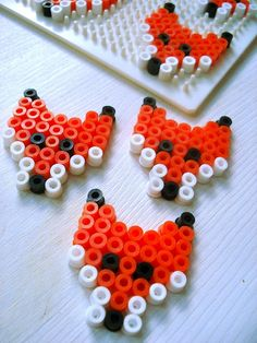 FREULEINMIMI: Hello Fox #fox pattern
