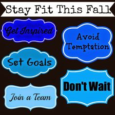 How to Stay Fit this Fall | Happily Hughes