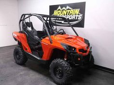 New 2017 Can-Am Commander 800R ATVs For Sale in Tennessee. 2017 Can-Am Commander 800R, For special internet pricing, contact Hayden at 423.839.3370 or 2017 Can-Am® Commander 800R BEST-IN-CLASS POWER AND VERSATILITY. This versatile side-by-side features the essentials that changed the off-road landscape. Industry-leading performance, precision-engineered handling, and rider-focused design are all on display every time you hit the throttle. Features may include: ROTAX V-TWIN ENGINE ULTIMATE…