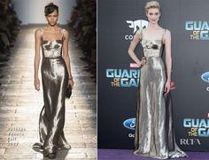 Elizabeth Debicki In Bottega Veneta – 'Guardians Of The Galaxy Vol. 2' LA Premiere