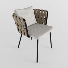 3d garden furniture chairs table model 3d model 3d modeling pinterest