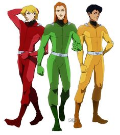 Totally Spies by darwh on DeviantArt Old Cartoons, Animated Cartoons, Disney Cartoons, Character Inspiration, Character Art, Character Design, Cartoon As Anime, Cartoon Art, Gender Bent Disney