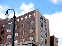 Kessler Lofts on South Peachtree St. in Atlanta, GA.