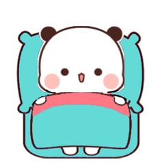 Cute Cartoon Pictures, Cute Friend Pictures, Cute Cartoon Girl, Cute Love Cartoons, Cute Images, Chibi Cat, Cute Anime Chibi, Hamsters, Good Morning Cartoon