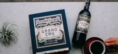 World, please meet our first ever Grand Cru Cold Brew.  - Stumptown Coffee Roasters