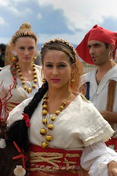 Costume di Alghero