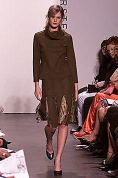 Diane von Furstenberg Fall 2001 Ready-to-Wear Collection Photos - Vogue
