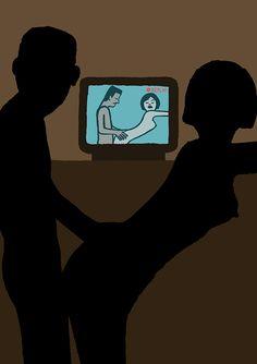 La ironía de las relaciones humanas en la era digital es ilustrada por Jean…